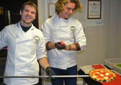 cursus pizza bakken